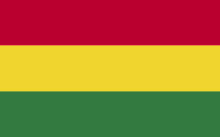 easyFly Bolivia Flag